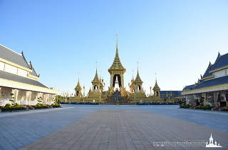 Exhibition on the Royal Cremation Ceremony for His Majesty King Bhumibol Adulyadej