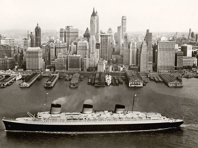 Ocean Liners: Speed and Style