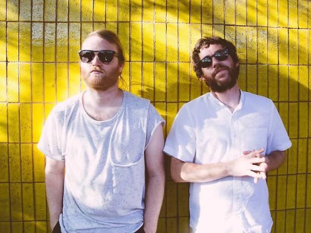 Kyle Dixon & Michael Stein (of S U R V I V E ) perform the music of Stranger Things