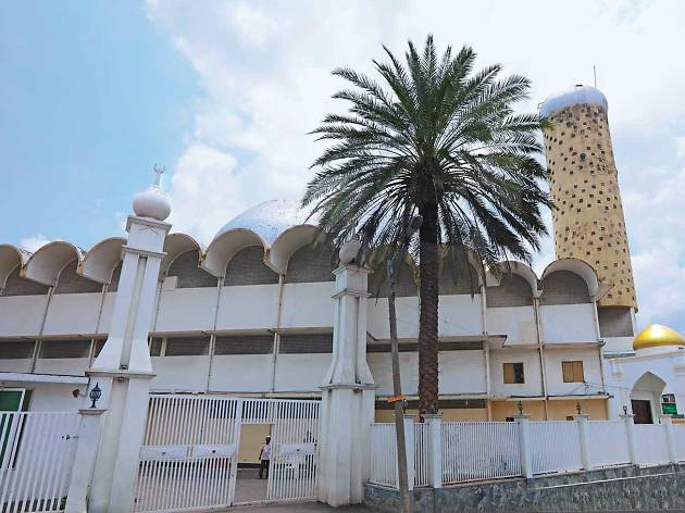 Colombo Grand Mosque