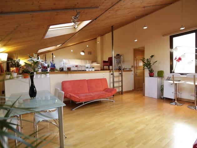 Cosy loft apartment by Gran Vía