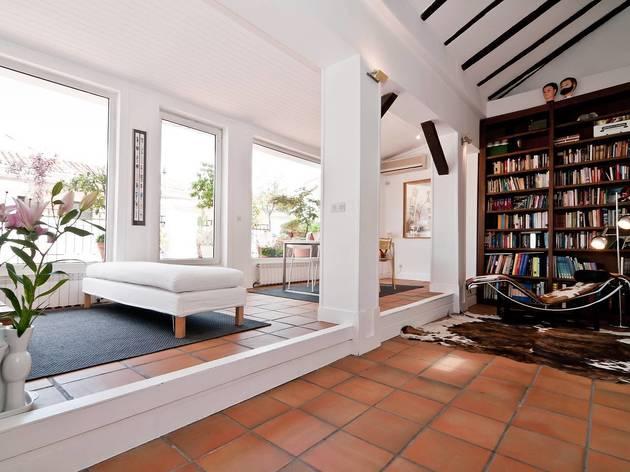Terraced penthouse in Las Letras