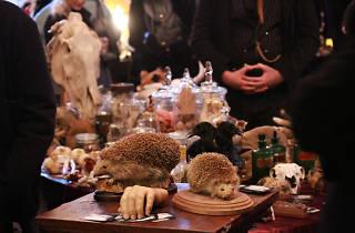 Satanic flea market