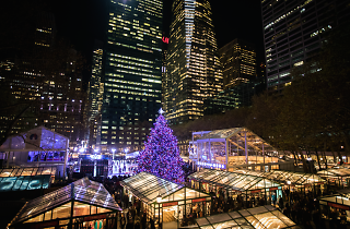 The five best things to eat at the Winter Village in Bryant Park this year