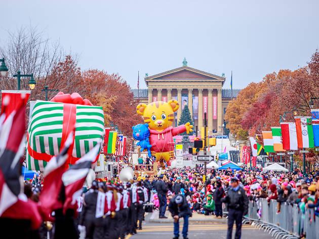 Philadelphia Thanksgiving Day Parade