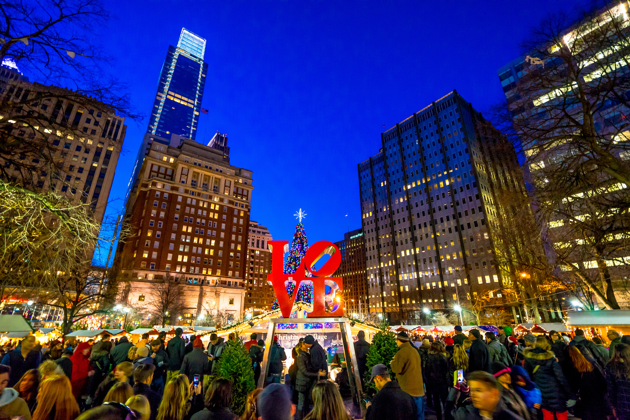 21 Best Christmas Events and Attractions in Philadelphia