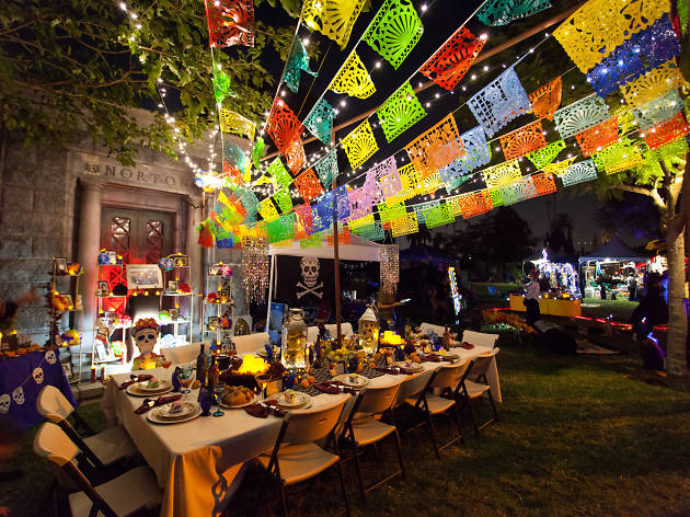 Celebrate Day of the Dead in Los Angeles at These Events
