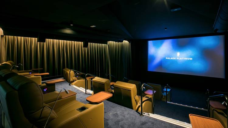 Cinema at Palace Central Cinemas
