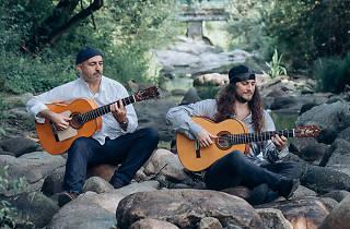 José María Bandera y El Amir. Canción Andaluza