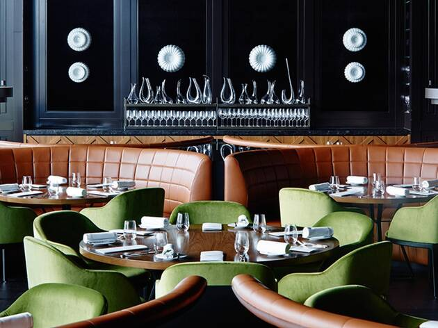 Lounge at DInner by Heston