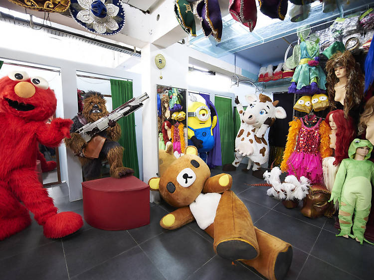 The best costume shops in Singapore