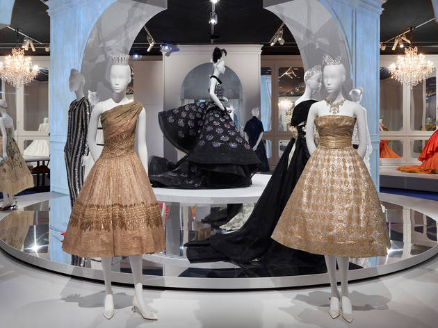 House of Dior  Seventy Years of Haute Couture   Art in Melbourne 9d7e6f708d9d