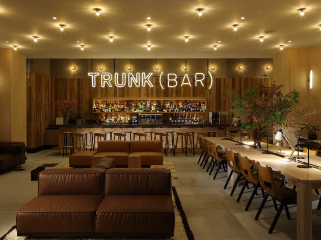 Trunk Hotel | Time Out Tokyo