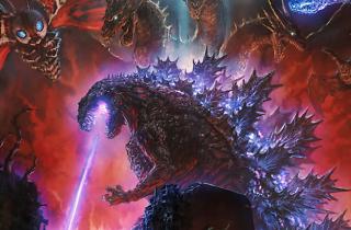 Godzilla Store Shinjuku