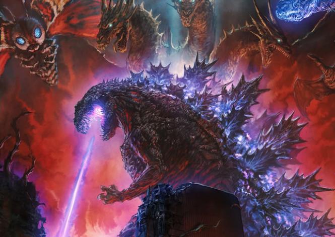 The world's first Godzilla store is now open in Shinjuku/世界初ゴジラストアが新宿にオープン