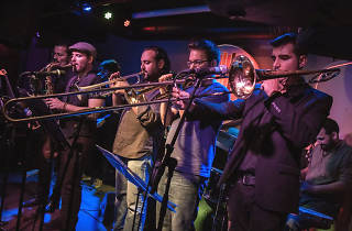 Nola Brass Band