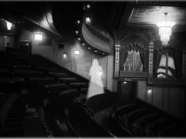 London's top six theatre ghosts