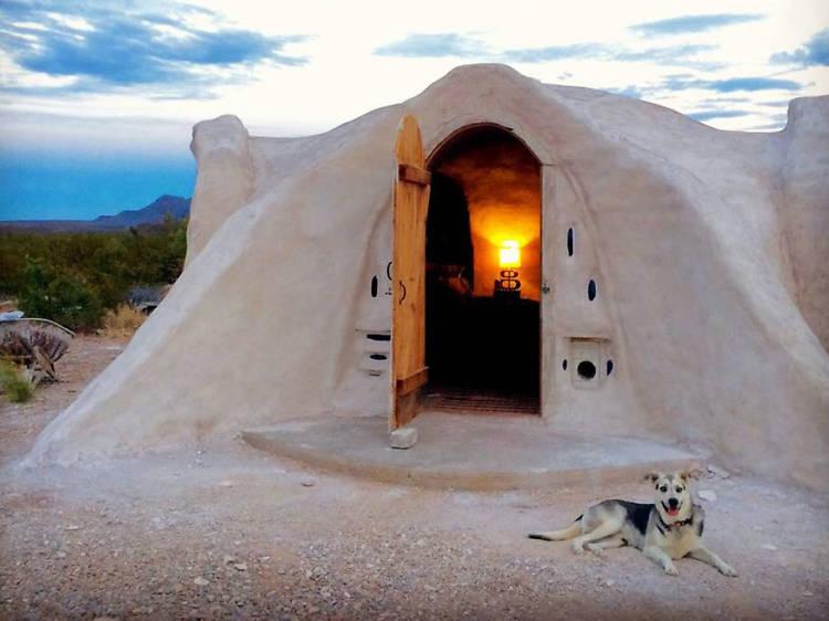 Terlingua, TX : The desert getaway