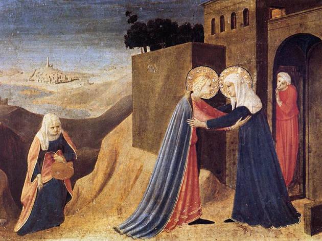Visitação de Fra Angelico
