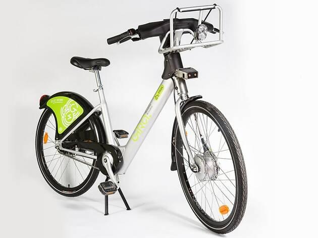 Gira. Bicicletas de Lisboa