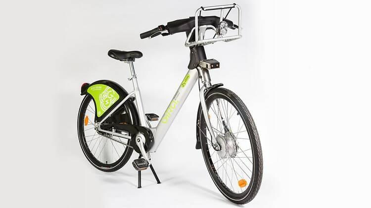 bicicletas gira