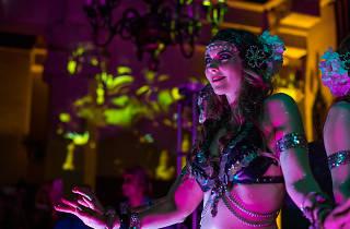 KCRW Masquerade Ball