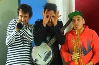 Triciclo Circus Band presenta su nuevo disco Tercera Llamada