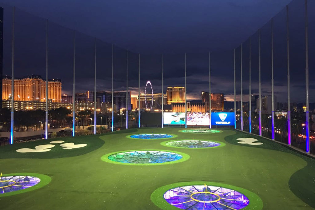 12 gorgeous rooftop bars in Las Vegas