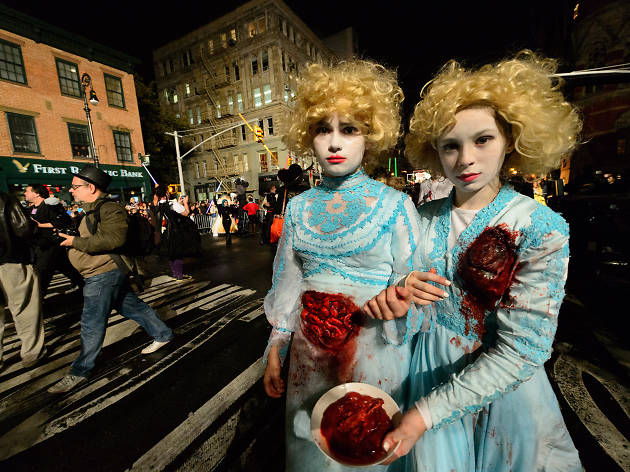 Everything you need to know about Village Halloween Parade