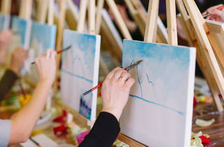 BYOB painting classes