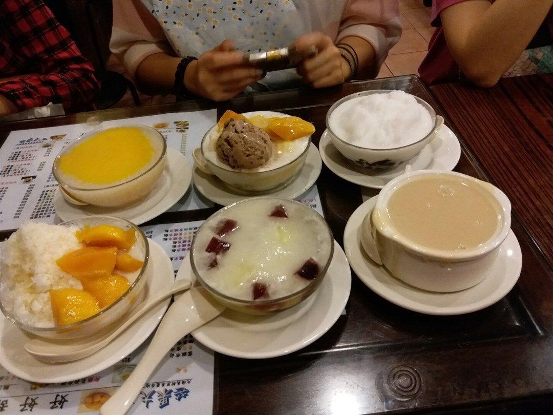 好好甜品 (Ho Ho desserts)