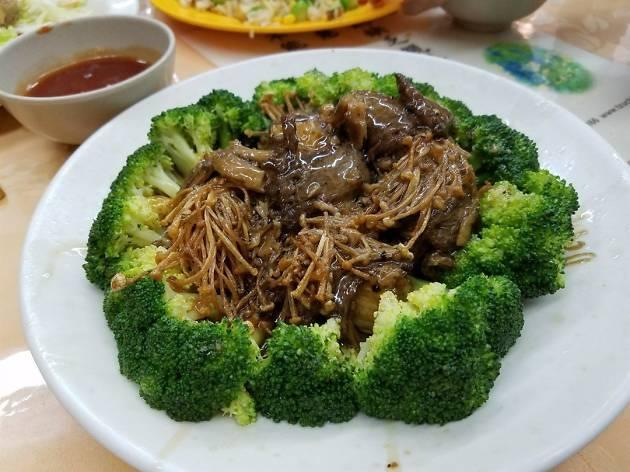 多利民素食 (Dor Lee Man Vegetarian Restaurant)