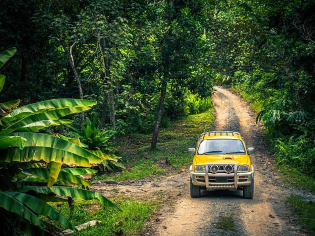 Roadtrip, adventure