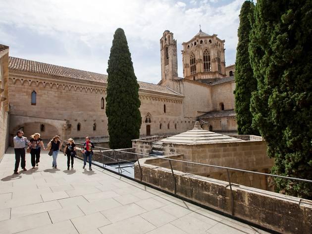 Morning, day 2: The Royal Monastery of Santa María de Poblet and Vimbodí
