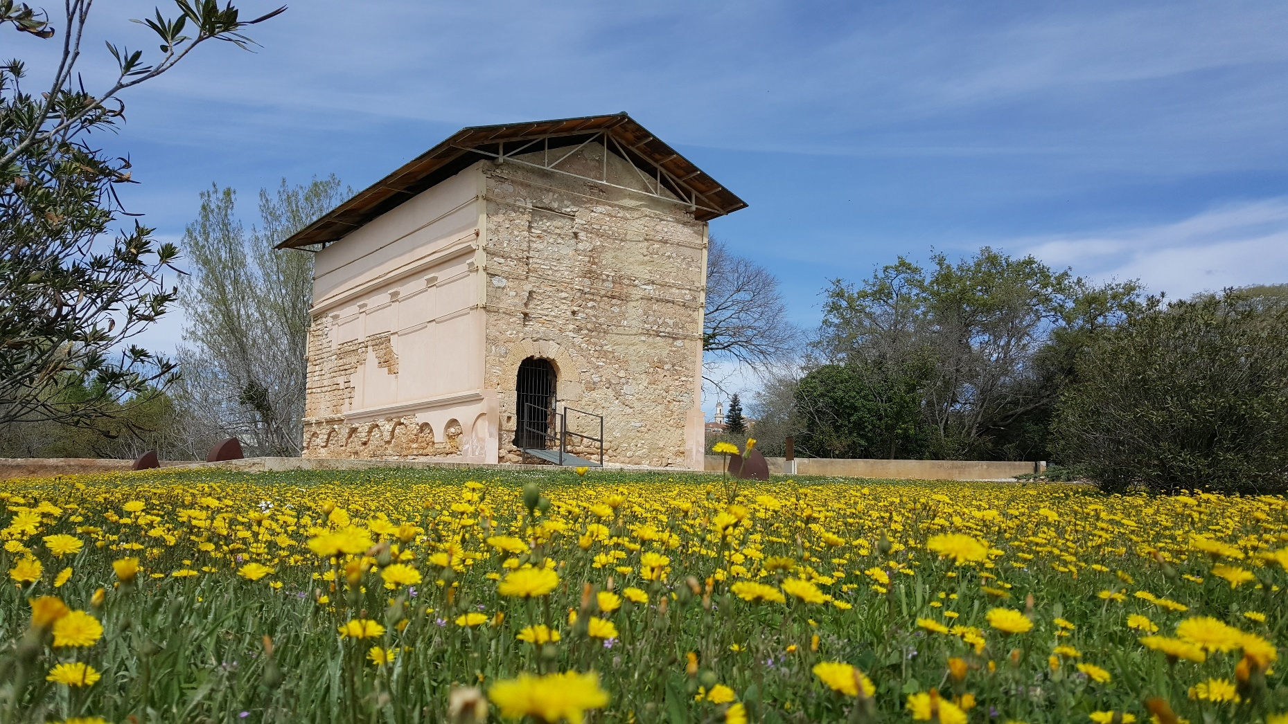 Columbari romà de Vila-rodona