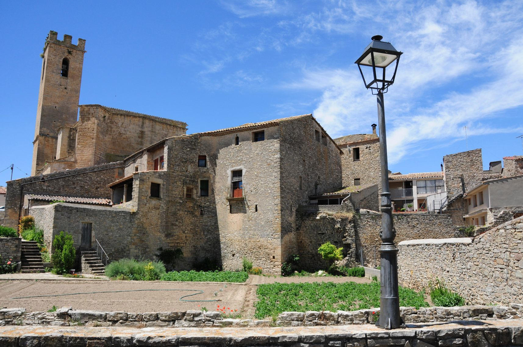 Medieval town of Conesa