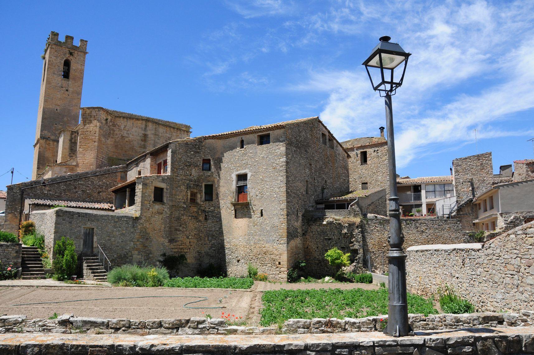Conesa nucli medieval
