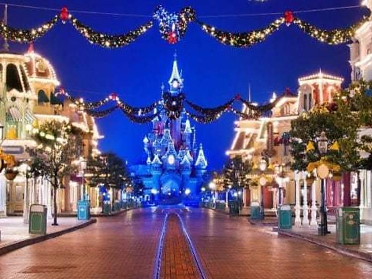 Disneyland Paris One-Day Pass