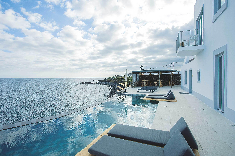White Exclusive Suites & Villas: de braços dados com o Atlântico