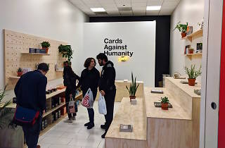Cards Against Humanity shop
