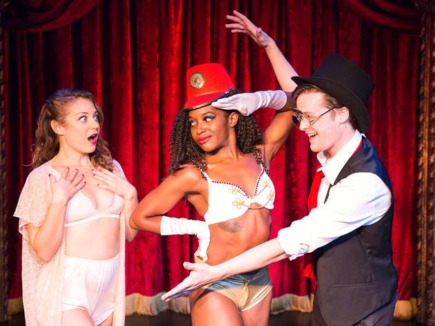 The Buttcracker: A Nutcracker Burlesque