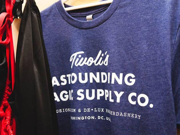 826DC & Tivoli's Astounding Magic Supply
