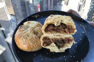 Two NYC restaurants have combined bao and bagels to make a glorious new sandwich