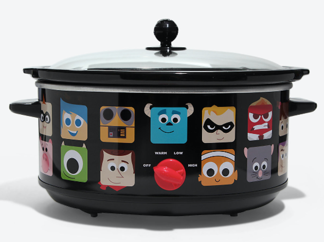 Disney Pixar 7 Quart Slow Cooker