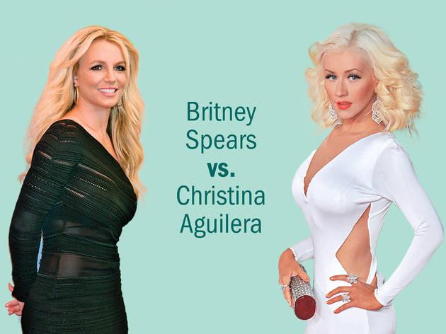 Britney Spears vs. Christina Aguilera