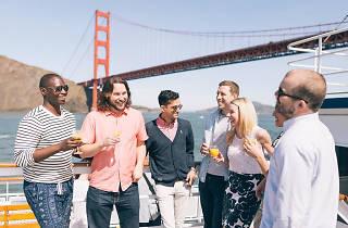 Hornblower San Francisco Champagne Brunch Cruise