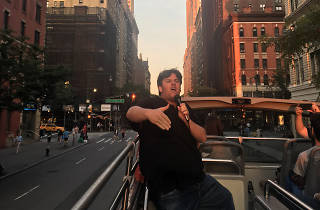 Tim Dillon's Real NYC Bus Tour