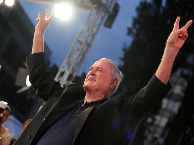 John Cleese Live Onstage