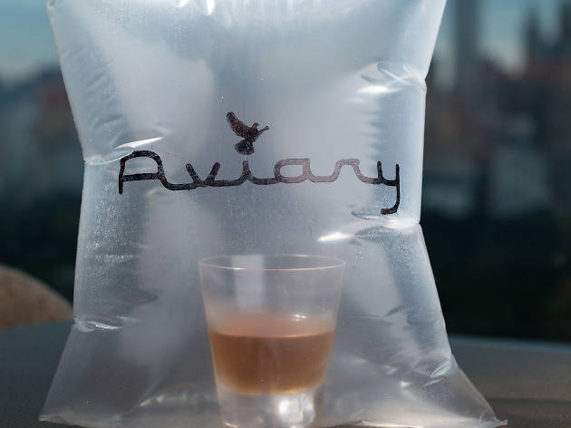 Wake & Bake at the Aviary NYC