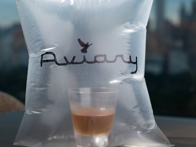 Wake & Bake at the Aviary NYC